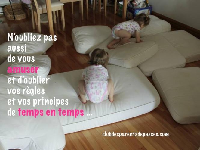 Parents dépassés. parentalité empathique. Jouer avec ses enfants.Harmonie familiale